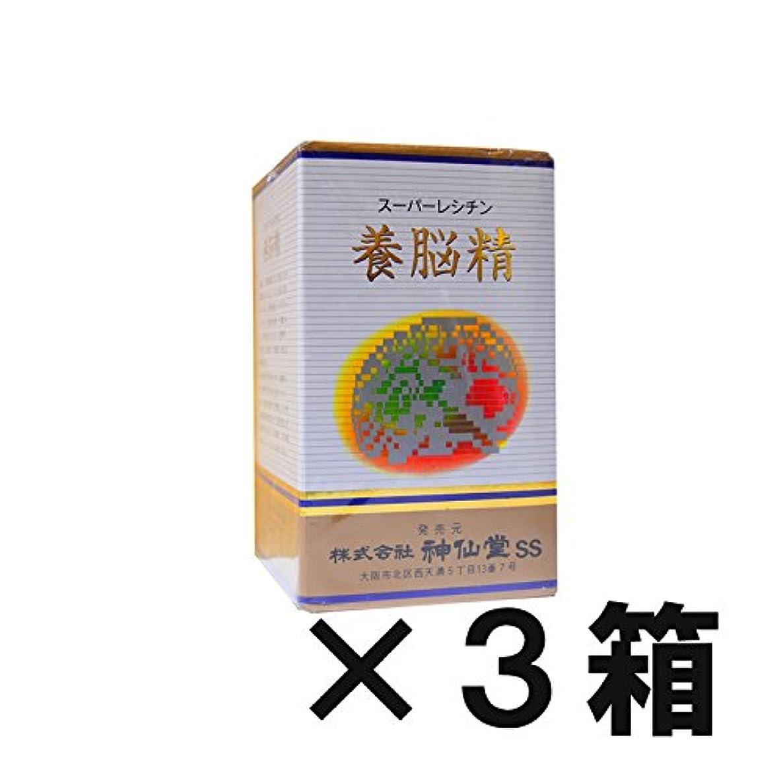 スクラッチ湿気の多いどちらも神仙堂 スーパーレシチン養脳精 309 (3)