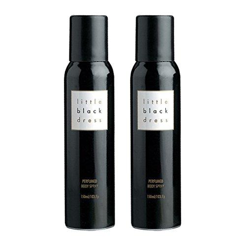 Avon Little Black Dress Body Spray (combo)