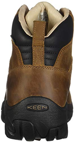 KEEN Women's Pyrenees Hiking Boot, Syrup, Numeric_5