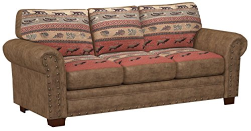 American Furniture Classics Model Sofas, Sierra Lodge Tapestry