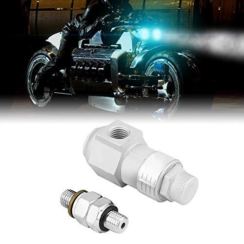 Akozon Sistema de frenos antibloqueo Tornillo de motocicleta Sistema de asistencia de pinza de freno ABS(60mm-Astilla)