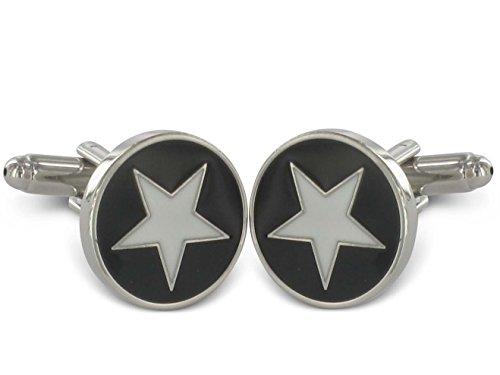 TEROON Cufflinks étoile