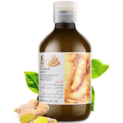Haarwachstums Shampoo Anti-Haarausfall Shampoo für Männer und Frauen Anti-Haarverlust Shampoo, Behandlung für Haarausfall , Haarwuchs , Stärkend, Regenerierend, Wachstumsfördernd 380ml