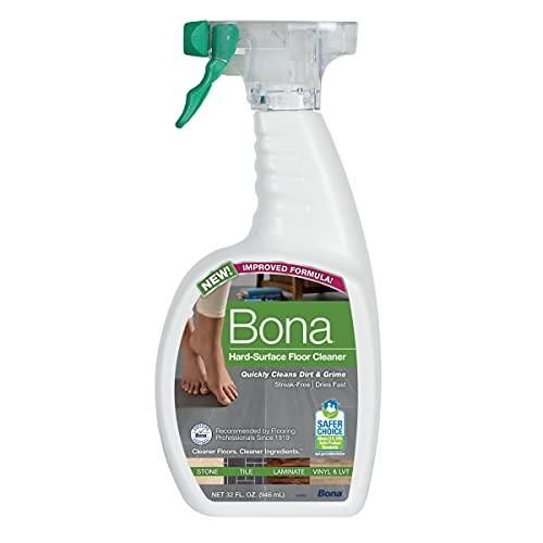 Bona Hard-Surface Floor Cleaner Spray, 32 Fl Oz (Pack of 1)