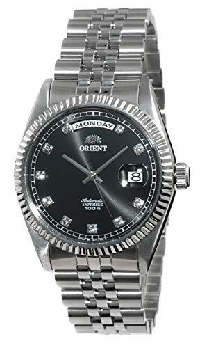 ORIENT'President' Classic Automatic Sapphire Watch EV0J003B