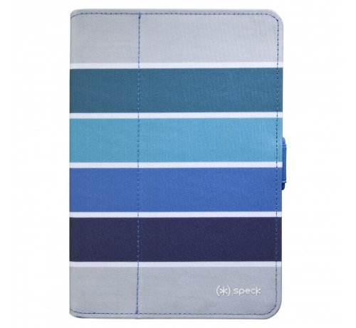 Speck Products FitFolio Protective Cover for iPad mini - ColorBar Arctic Blue (SPK-A1632)
