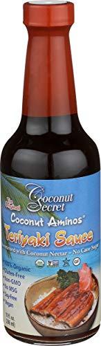 Coconut Secret - Salsa Teriyaki De Aminos De Coco - 10 oz. fl.