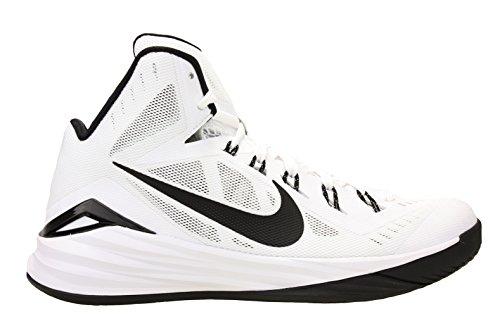 Nike Men's Hyperdunk 2014 TB Basketball Shoe White/Black