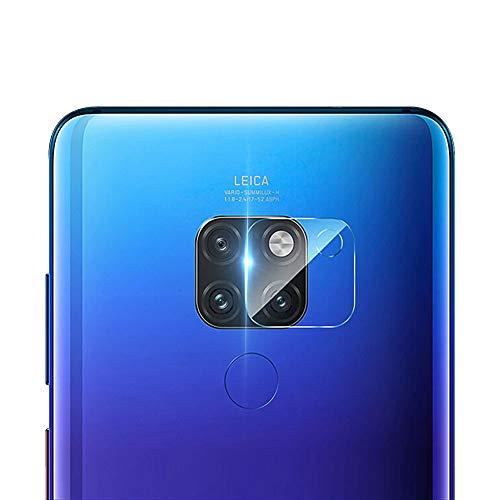 Olixar Huawei Mate 20 - Protectores de Pantalla para cámara de Fotos (Cristal Templado, 2 Unidades)