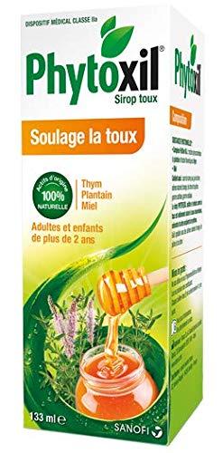 TOPLEXIL PHYTO Sirop 100 % naturel flacon de 180 g