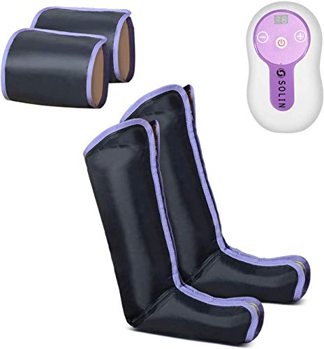 フットマッサージャー母の日エアーマッサージャーひざ/太もも巻き対応家庭用空気圧縮フットケア