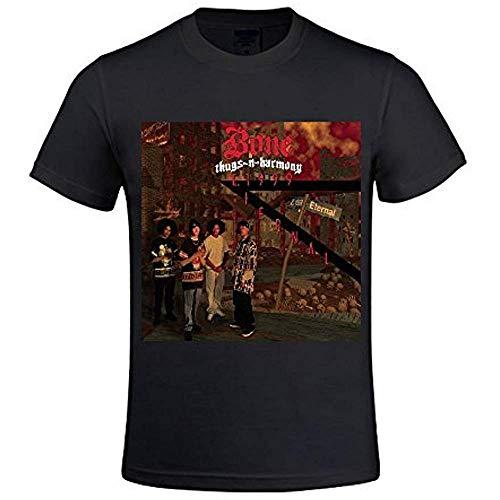 Bone Thugs-N-Harmony E 1999 Eternal - Camiseta para hombre PC. M