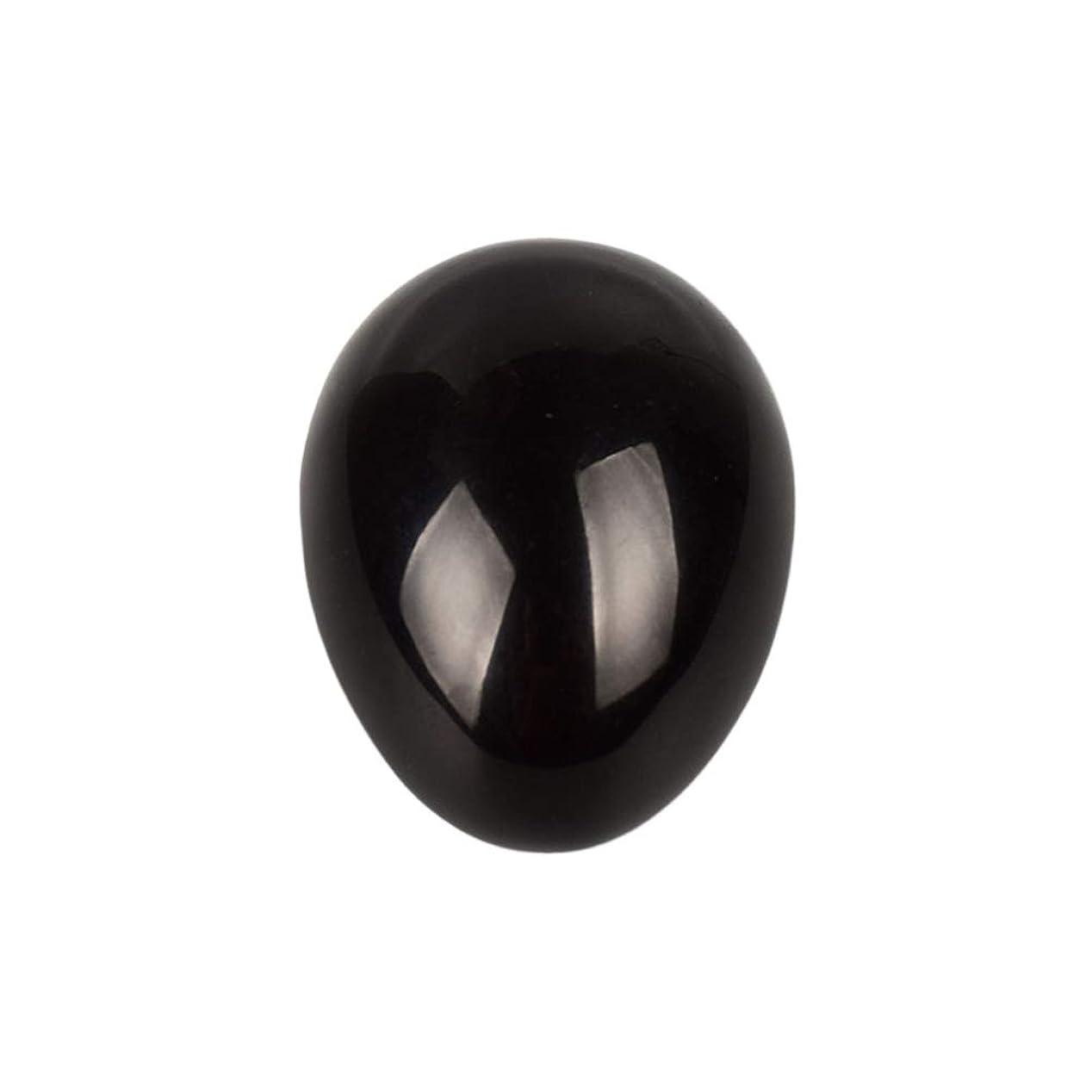 ねばねば発見行商HEALIFTY 黒曜石の癒し瞑想のための黒曜石の卵球