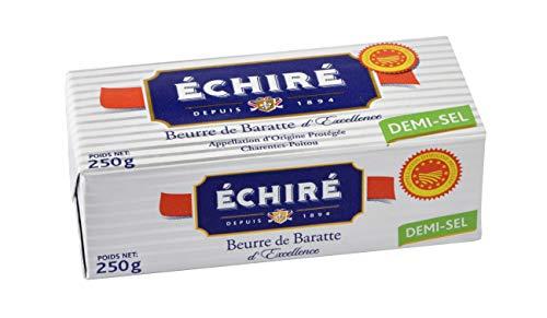 Echire, Butter Salted, 250 Gram