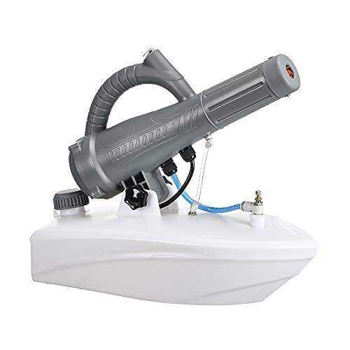 Pulverizador ULV Eléctrico 5 L Pulverizador Atomizador Pulverizador Alto Rendimiento Niebla Para Interiores / Exteriores Esterilización Área Grande / Desinfección DISINFECCIÓN DEL HOGAR,Blanco