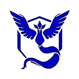 Team Mystic for Pokemon Go   Blue   4.5'