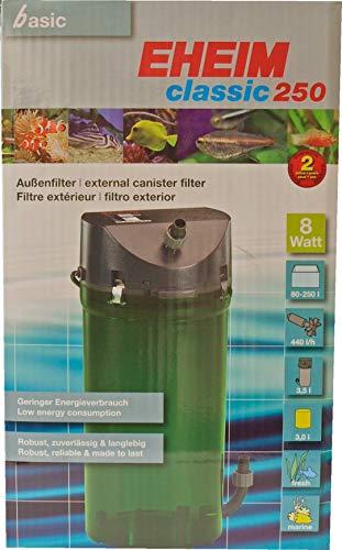 EHEIM Filtre pour aquarium CLASSIC 250