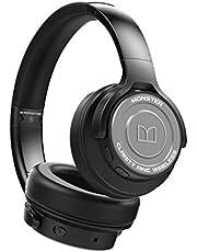 Monster Bluetooth trådlös Clarity ANC Headphone grå