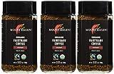 instant arabica coffee - Mount Hagen: Organic FairTrade Instant Coffee Award-Winning, Single-Origin, 100% Arabica, Pack of 3 x 3.53 oz Each