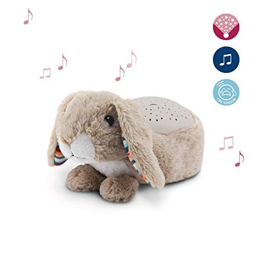Ruby - Sternenprojektor Hase mit beruhigenden Sounds