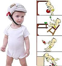 Almohada recién nacido, prevención del síndrome de cabeza plana, prevención de la plagiocefalia y cabeza de espuma viscoelástica