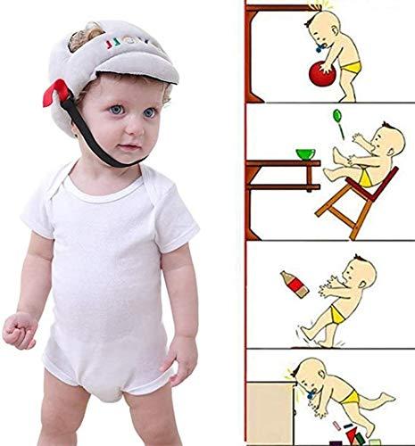 Almohada para recién nacido, prevención del síndrome de cabeza plana, previene la plagiocefalia – Cabezal de espuma viscoelástica