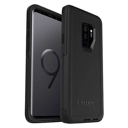 OtterBox Commuter LITE Case for Samsung Galaxy A50 - Retail Packaging - Ocean Way (Aqua SAIL/Aquifer), Black