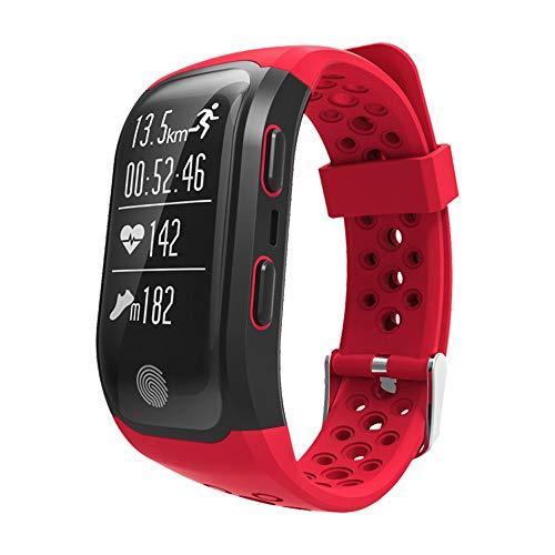 Bluetooth Smartwatch con GPS MOREFINE Smartband Impermeable