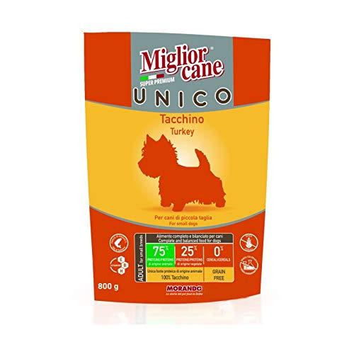 MIGLIOR UNIKROKETTE MIT TANSCHLUSS für kleine Hunde mit Reißverschluss 800 Gramm