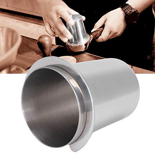 AMONIDA Taza dosificadora, Taza dosificadora de café de 51 mm para Tiendas de té con Leche para el hogar