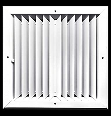 "12"" X 12"" Ceiling Register Vent Covers"