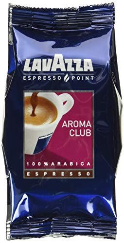 Espresso Point Cartridges Aroma Club 100% Arabica Blend 625g 100/Box