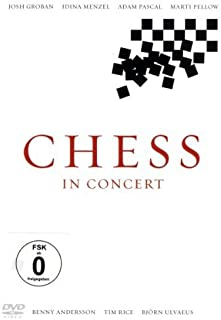Chess in Concert by Josh Groban