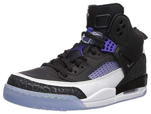 Nike Jordan Spizike, Zapatillas de Deporte Hombre, Multicolor (Black/Dark Concord/White 005), 44.5 EU