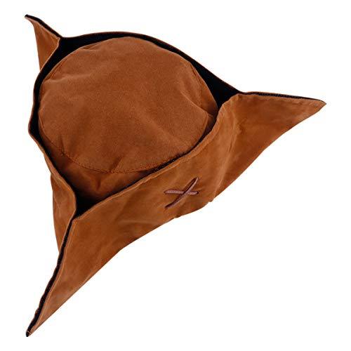 Sombrero de pirata para hombres y mujeres.