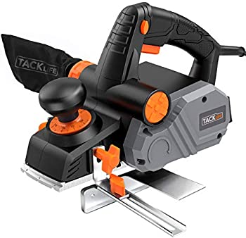 Tacklife 7.5-Amp 900W Power Hand Planer