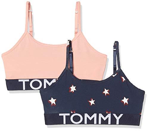 Tommy Hilfiger Sujetador (Pack de 2) para Niñas