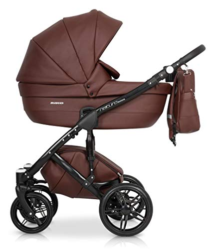 chariot 3 pièces naturo Ecco Chocolat