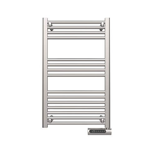 Cecotec Toallero eléctrico de Fluido ReadyWarm 9100 Smart Towel Steel. 500 W,...