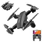 ZWWZ Mini RC Drone 4K Caméra HD Professional...