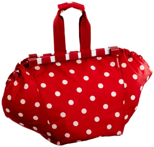 Reisenthel BA0344 Easyshoppingbag, Ruby dots