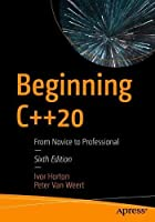 Beginning C++20: From Novice to Professional Front Cover