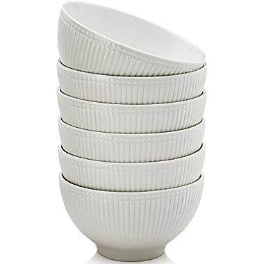 JenniferBasics 6-Piece Soup/Cereal Bowls Set