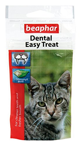 BEAPHAR CAT DENTAL TREAT 35G