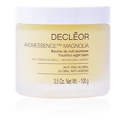 Decleor Aromessence Magnolia Youthful Night Balm, Salon Size, 3.5 Ounce