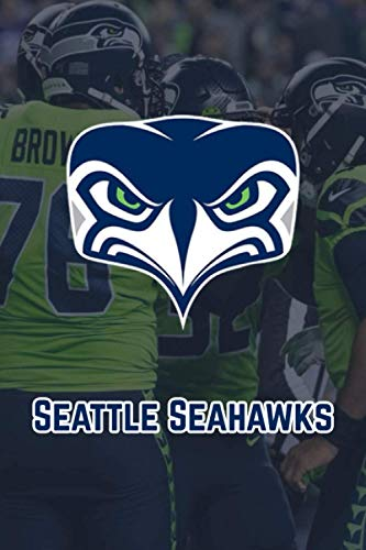Seattle Seahawks: A Daily Journal to Get You in the Best Headspace Every Day. One Page per Day!