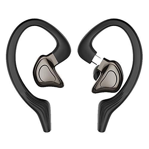 Camisin Q9J - Auriculares deportivos con reducción de ruido (impermeables)