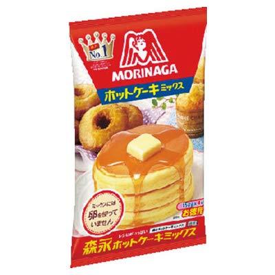 森永製菓 ホットケーキミックス 600g(150g×4袋)×12袋入