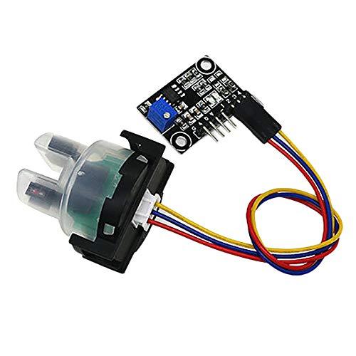 JVSISM Module Capteur Turbidité,TSW-20M 5V Capteur Turbidité Surveillance de la Qualité de L'Eau...