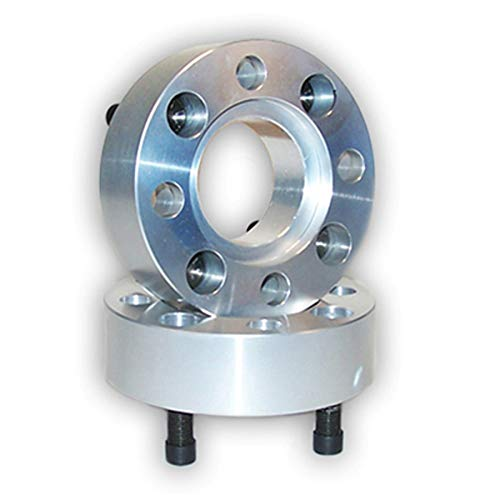 High Lifter ATV Wheel Spacers (One Pair) 2' 4/137 10mmx1.25